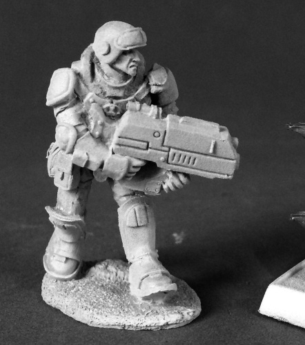50322 Aztec, IMEF trooper (e Bobby Jackson)