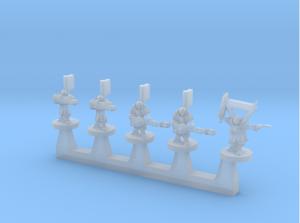 La infantería también se puede imprimir en 3D