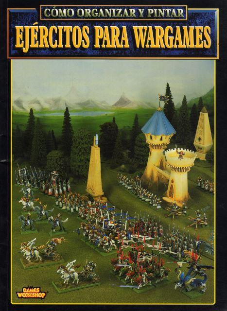 GW 1998 Como organizar y pintar ejercitos para wargames