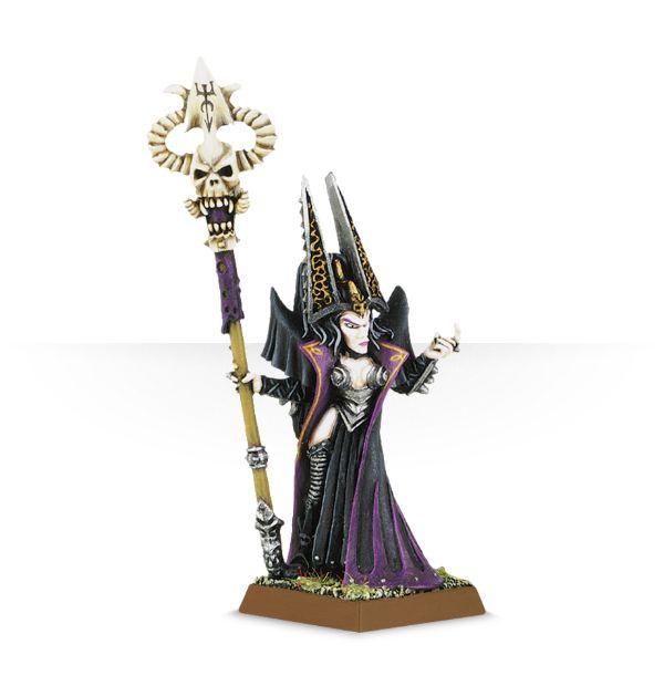 Hechicera elfa oscura 1998