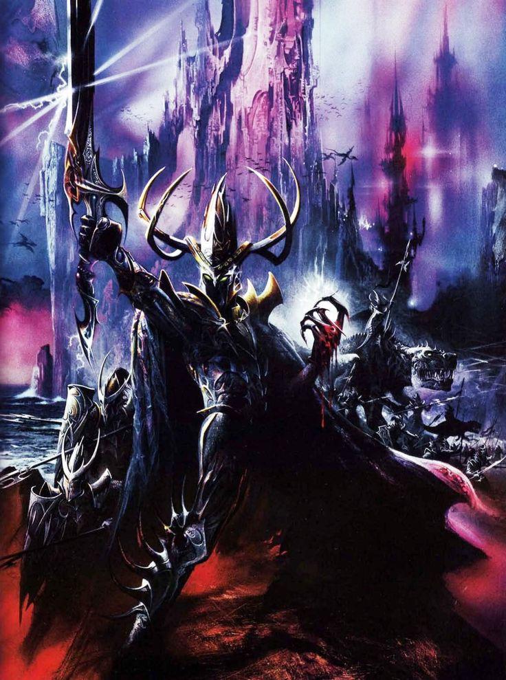 Portada Elfos Oscuros 6