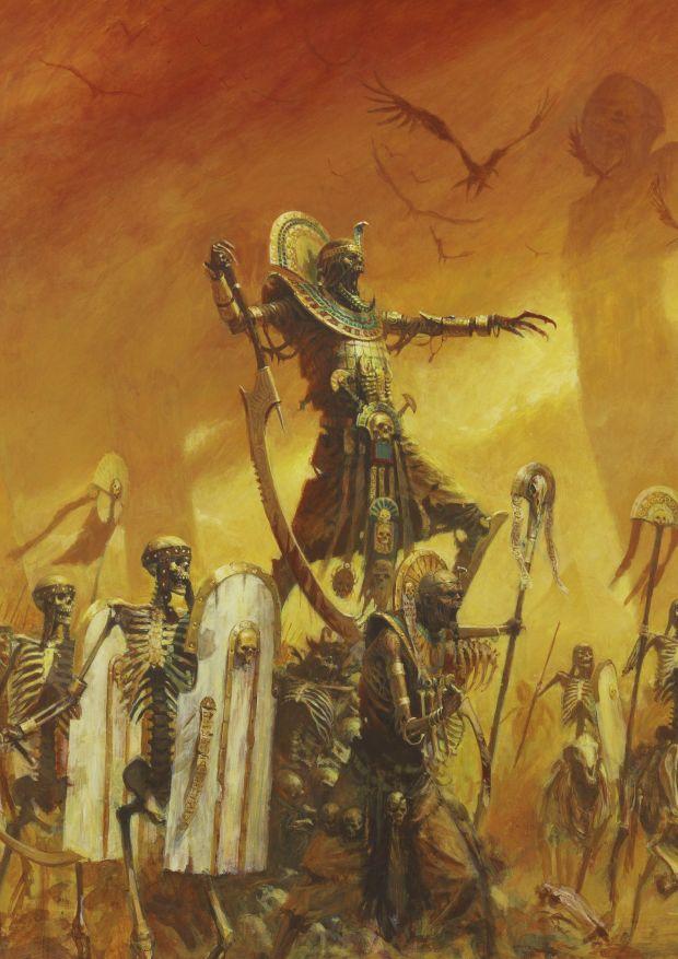 Reyes Funerarios 6 portada