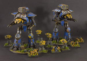 El Lanzamisiles Apocalipsis de los Reavers es un arma de artillería digna de un Titán