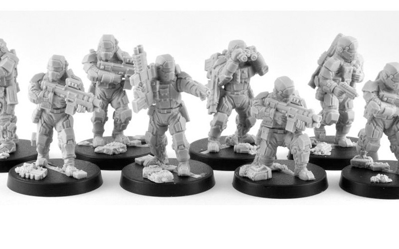 Anvil Industry Republic Grenadiers