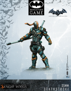 Deathstroke - Origins