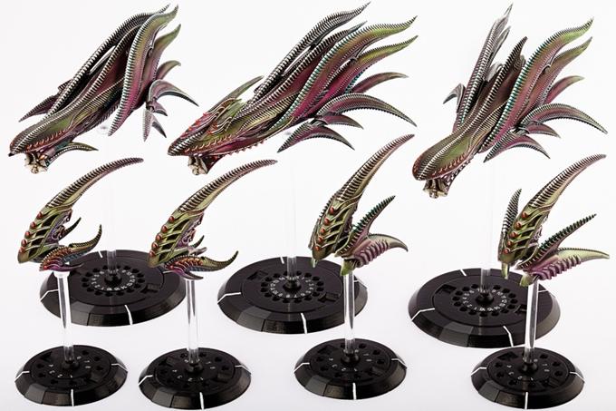 Dropfleet Commander Scourge Starter fleet