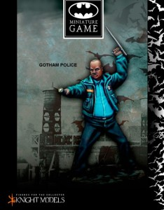 Gotham Policeman