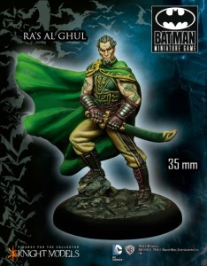 Ra's al Ghul Comics