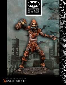 Scarecrow - Comics