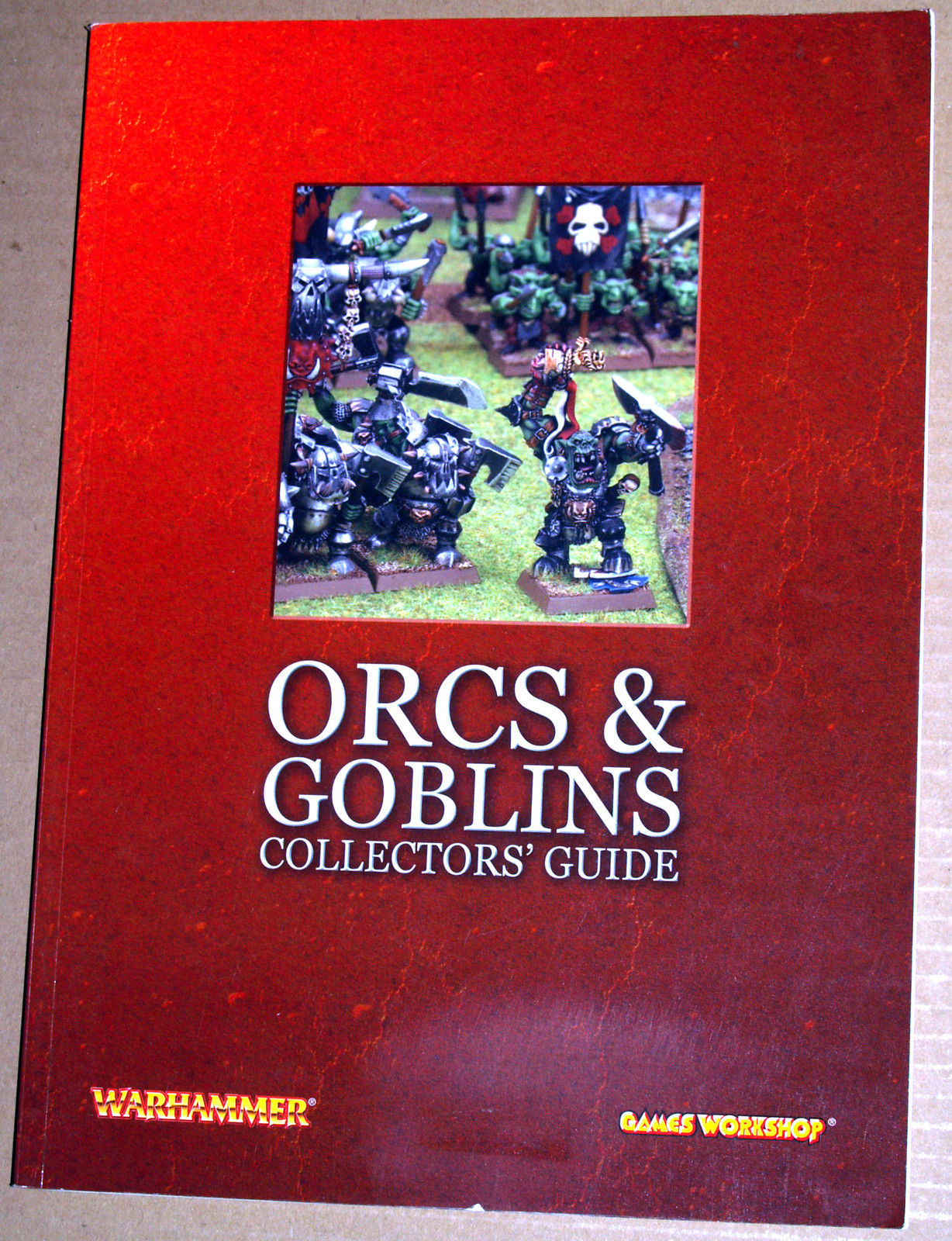 Warhammer Orcs Goblins Collectors Guide