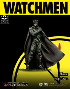 Watchmen - Niteowl