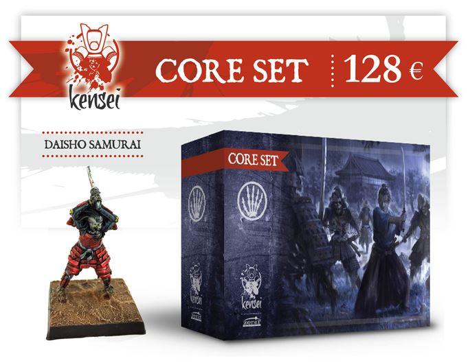 Kensei Undead Core set