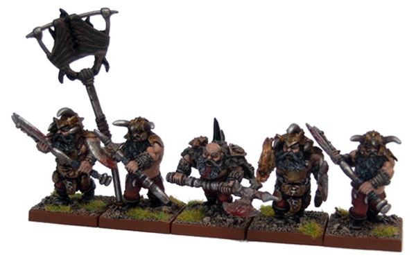 Berserkers Mantic