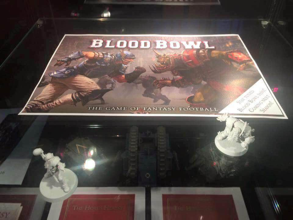Blood Bowl 2016 concept
