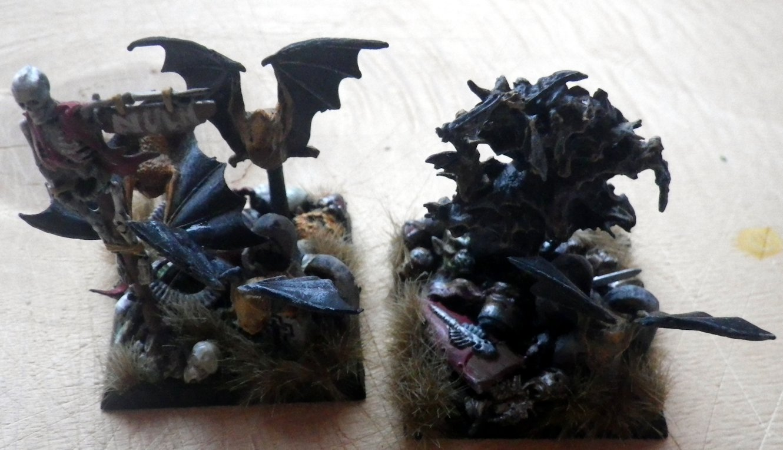 Condes vampiro enjambres murcielago
