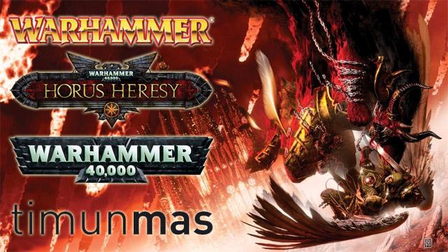Timun Mas Warhammer