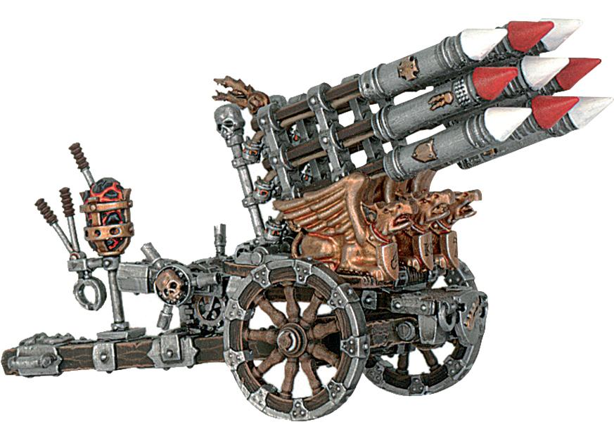 Batería de cohetes (2007)