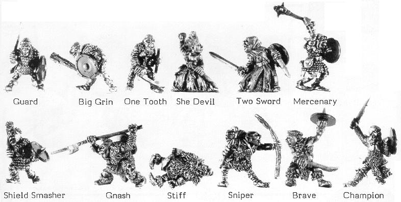 C10 Half Orcs