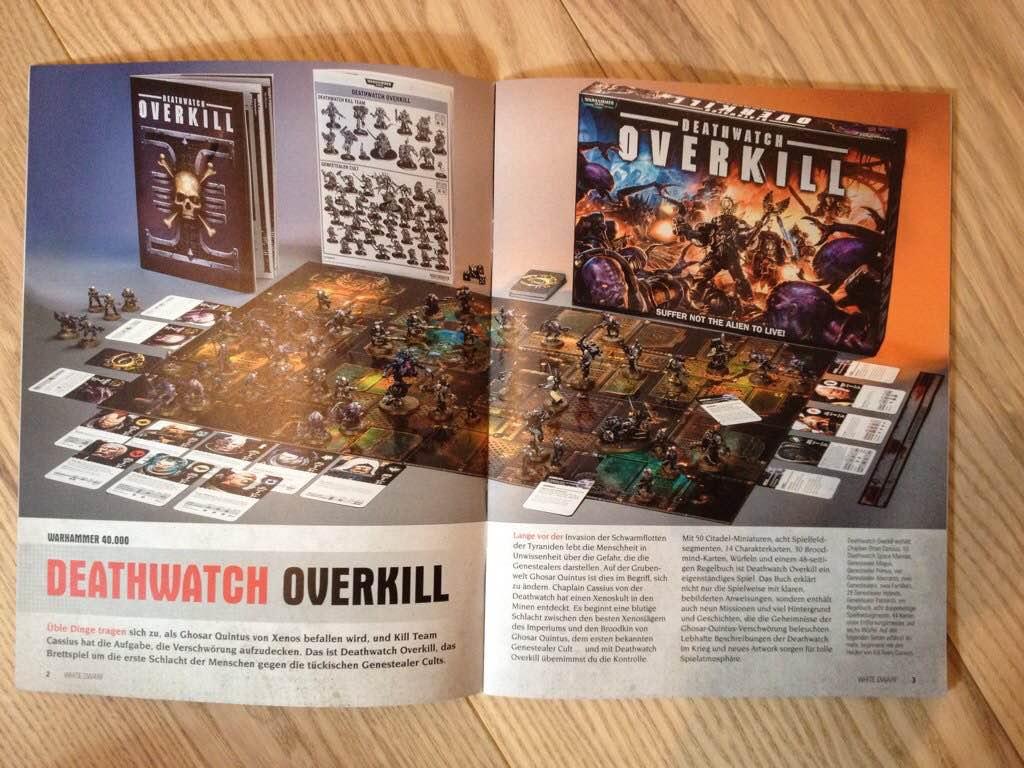 DeathWatch Overkill 00