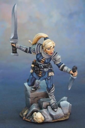 Lanelle, Female Rogue