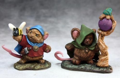 Mousling Druid & Beekeeper