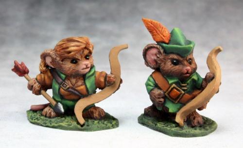 Mousling Ranger & Yeoman