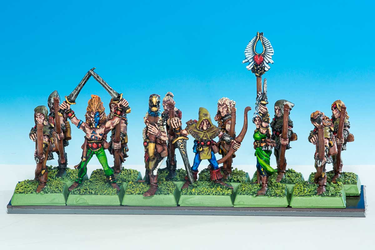 RR04 Skarloc's Wood Elf Archers