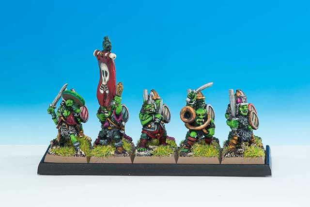 RR3 Grom's Goblin Guard