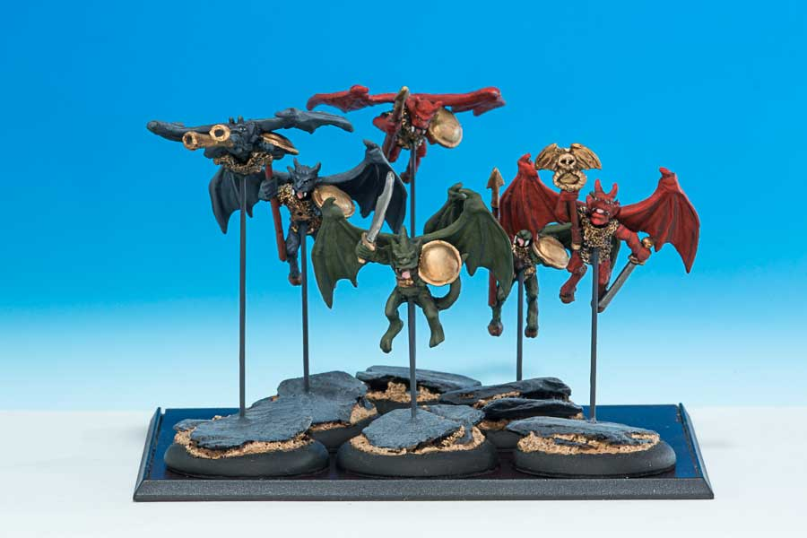 rr12 Flying gargoyles of barda