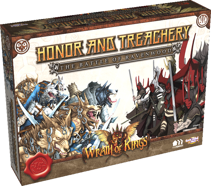 Wrath of Kings Starter Honor and Treachery