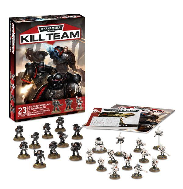 Resultado de imagen de Kill team warhammer