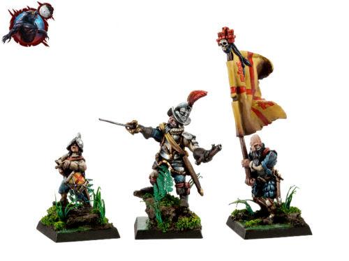 Werewoolf Lusitanian grupo de mando